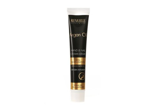 Revuele Argan Oil Hand & Nail Cream Serum