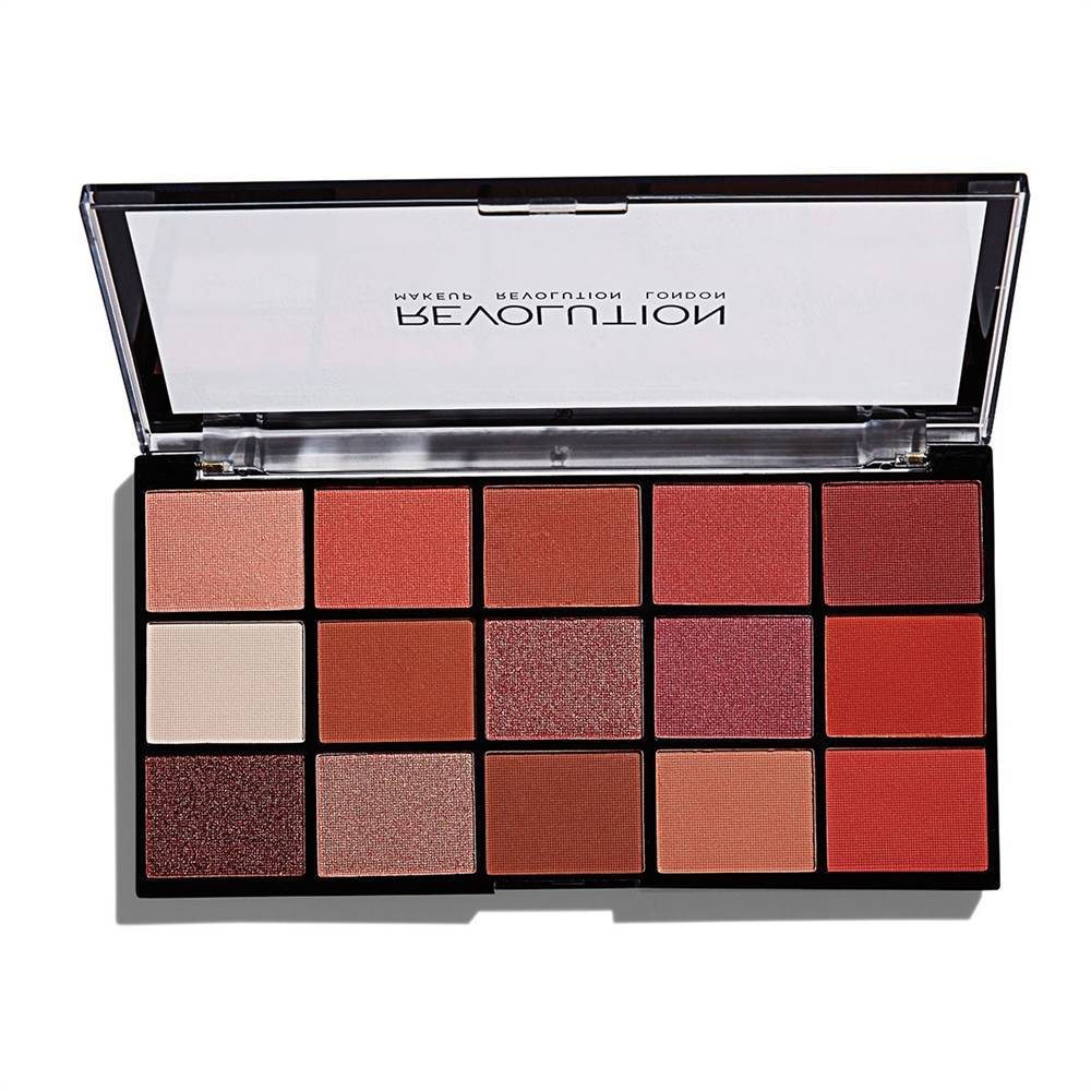 Makeup revolution re loaded