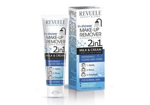Revuele In shower Makeup Remover Normal