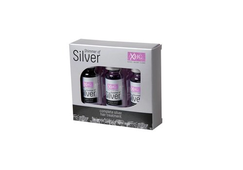 XBC Hair Care Shimmer or Silver Hair Treatment