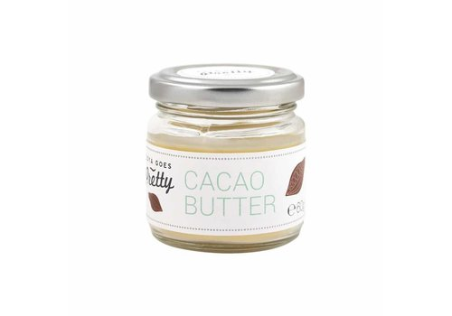 Zoya Goes Pretty Cacao Butter Cold Pressed and Organic 60 gr.