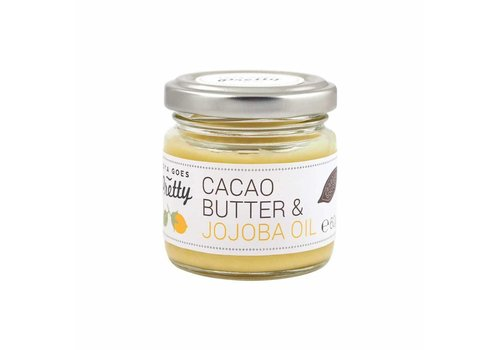 Zoya Goes Pretty Cacao and Jojoba Butter Cold Pressed and Organic 60 gr.