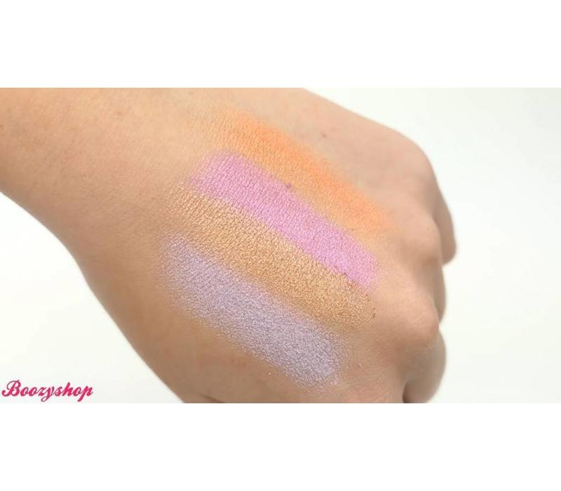 City Color Glow Pro Highlighting Palette Dawn