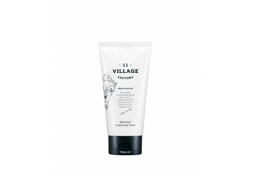 11 Village Moisture Cleansing Foam