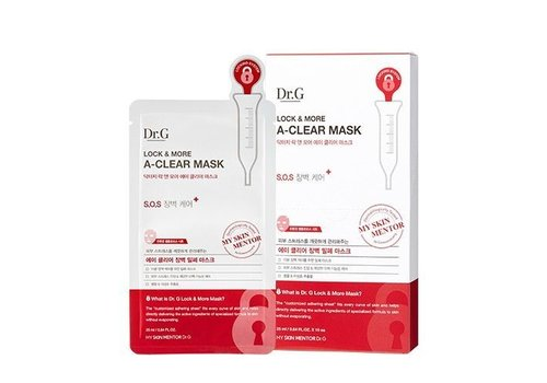 Dr. G Lock and More A-Clear Mask