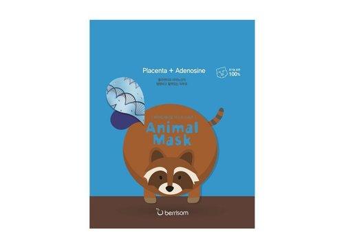Berrisom Animal Mask Racoon