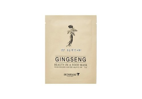 Skinfood Beauty in a Food Mask Ginseng