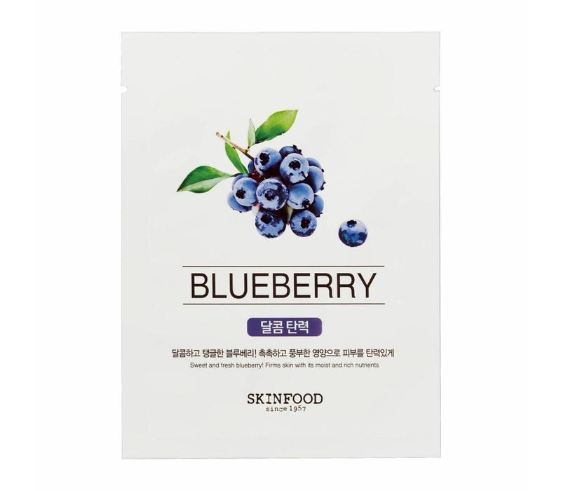 Skinfood Beauty in a Food Mask Blueberry