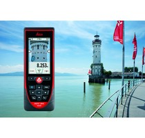 Leica Leica Disto D810 laser afstandsmeter 200 meter, touchscreen, hellingmeter, camera, bluetooth