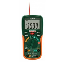 Extech Extech EX230 Pocket Digitale Multimeter + IR thermometer