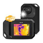 Flir Flir C3 compacte warmtebeeldcamera voor gebouwinspectie met WiFi
