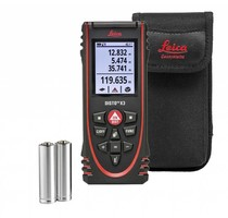Leica LEICA DISTO X3 LASER AFSTANDSMETER 150 METER, 1MM, BLUETOOTH, IP65