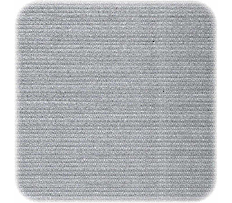 Mexicaans tafelzeil op rol 11m Effen zilver