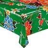 MixMamas Mexicaans Tafelzeil Fortin - Rol - 120 cm x 11 m - Groen