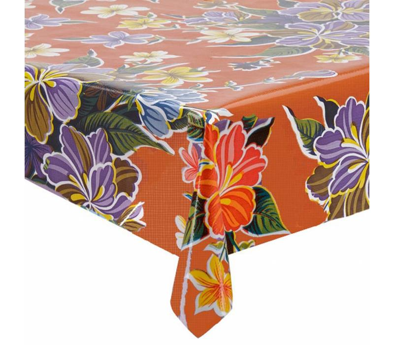 Mexicaans tafelzeil op rol 11m Fortin oranje