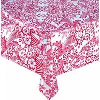 Mexicaans tafelzeil op rol 11m Paraiso roze SALE