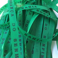 Bonfim rolletje groen 43m