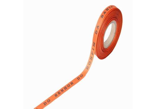 MixMamas Bonfim lint Rol 43m - Oranje