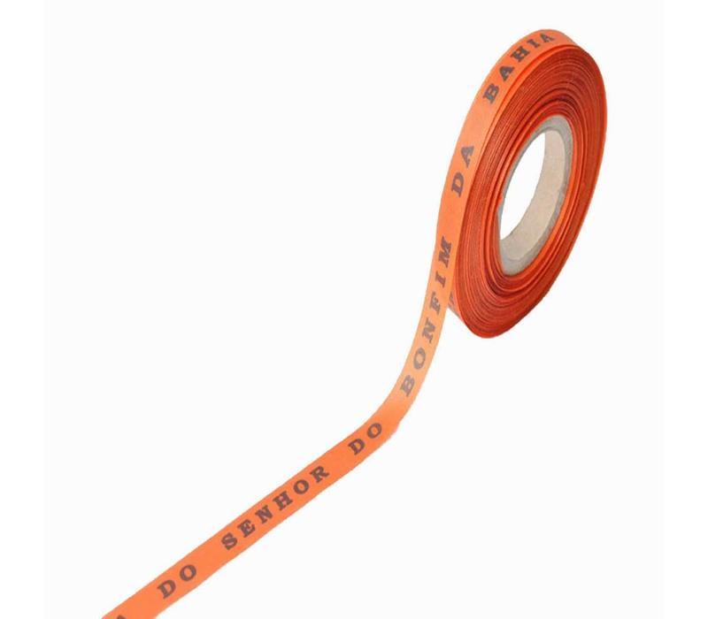 Bonfim lint Rol 43m - Oranje