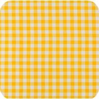 Mexicaans tafelzeil op rol 11m Ruit groot geel 11m