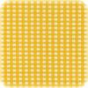 MixMamas Mexicaans Tafelzeil vierkant 1,20m bij 1,20m Ruitje geel