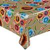 MixMamas Tafelzeil Bloom / Floral - 120 x 200 cm - Goud