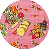 MixMamas Rond tafelzeil 120cm rosedal rose SALE