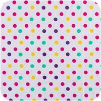 Tafelzeil Confetti - 120 x 300 cm - multicolor