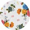 MixMamas Rond tafelzeil 120cm Chrysant wit