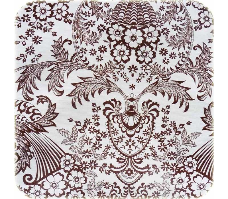 Mexicaans Tafelzeil Paraïso / Barok - 120 x 200 cm - Bruin