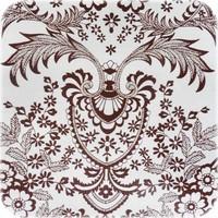 Mexicaans Tafelzeil Paraïso / Barok - 120 x 300 cm - Bruin