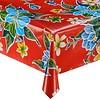 MixMamas Tafelzeil Fortin - 120 x 300 cm - Rood
