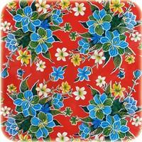 Tafelzeil Fortin - 120 x 300 cm - Rood