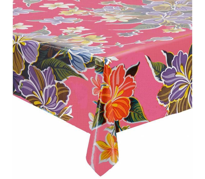 Tafelzeil Fortin - 120 x 300 cm - Roze