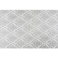 Tafelzeil Rond - Ø 140 cm - Barok - Zilver