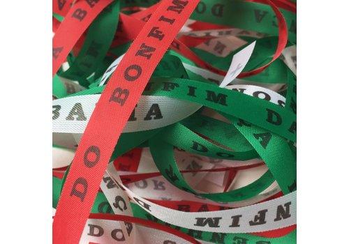 MixMamas Bonfim lint - Set van 20 Bonfim Lintjes 43 cm – Italiaans
