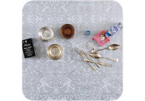 MixMamas Tafelzeil op rol Paraiso zilver