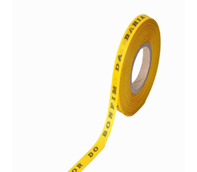 Bonfim rolletje geel 43m