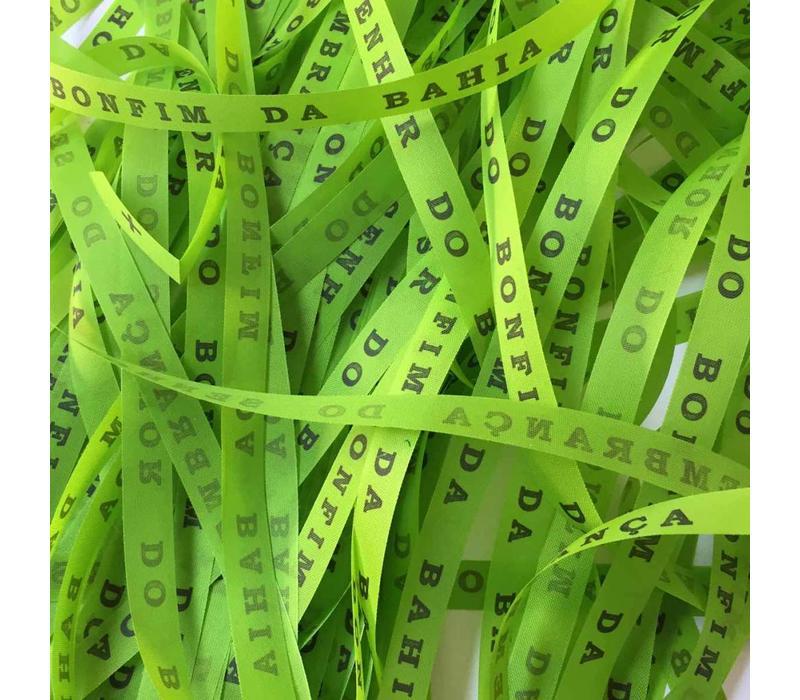 Bonfim lint Rol 43m - Limoen groen