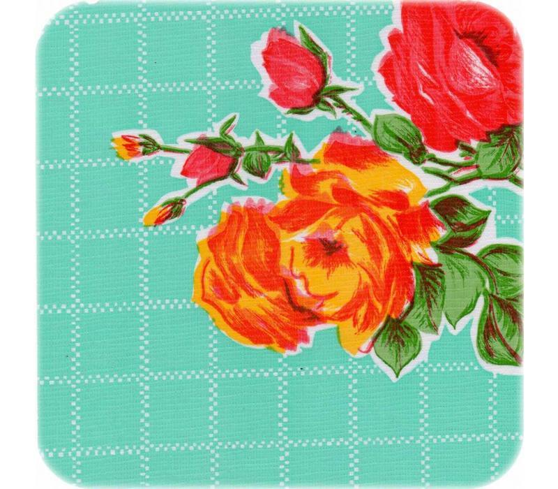 Tafelzeil Rozendal - 120 x 300 cm - Mintgroen