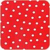 MixMamas Mexicaans Tafelzeil 3m bij 1,20m roodwit stip