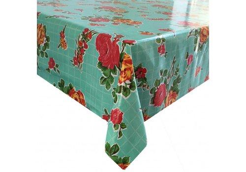 MixMamas Tafelzeil 120cm Rosedal mint