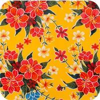 Tafelzeil Fortin - 120 x 200 cm - Geel