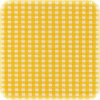 Mexicaans Tafelzeil 3m bij 1,20m Ruitje geel