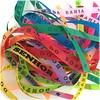 MixMamas Bonfim lint - Set van 20 Bonfim Lintjes 43 cm - mix - Multicolor