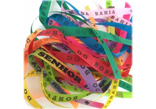 MixMamas Bonfim lint - Set van 20 Bonfim Lintjes 43 cm - mix