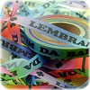 MixMamas Set van 20 Bonfim Rainbow gelukslintjes