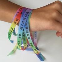 Set van 20 Bonfim Rainbow gelukslintjes