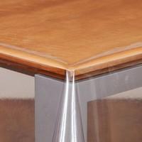 Rond transparant kristalzeil tafelkleed 180cm