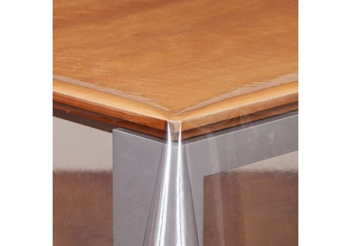 MixMamas Transparant kristalzeil 180cm